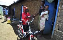 Een fiets maakt het verschil