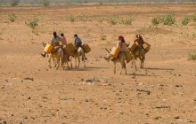 Tranen voor Inadougoum