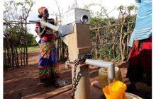 Hulp voor door droogte geteisterd Ethiopië