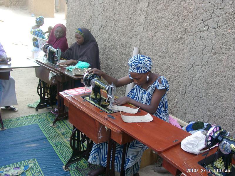 Niger naaiopleiding
