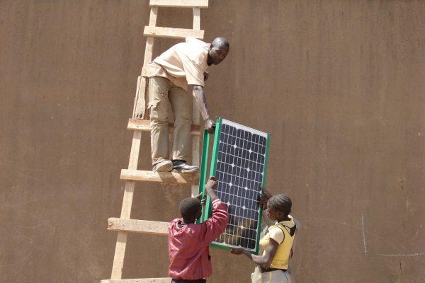 zonnepanelen op het dak 1