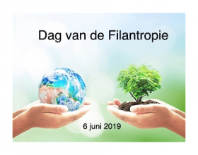 Dag vande Filantropie 2019