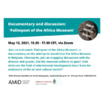 AMID online event: Palimpset of the Africa Museum