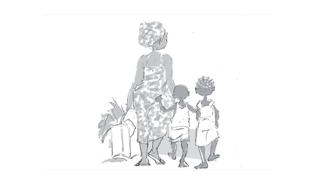 Boek Kinderen zonder thuis